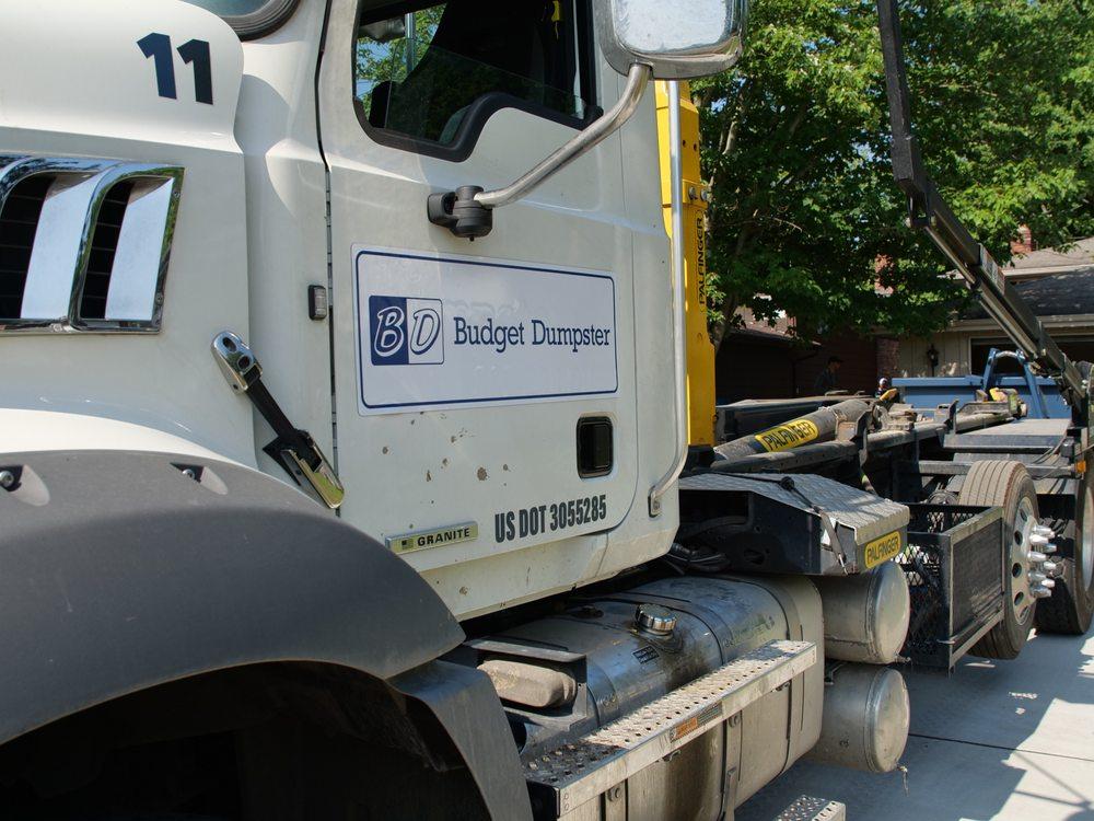 Budget Dumpster Rental: Houston, TX