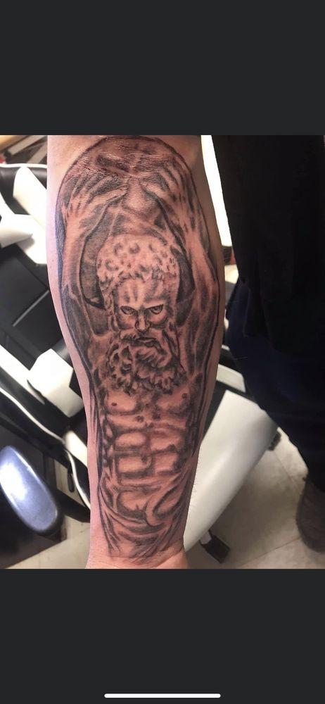 Mountain State Tattoos: 67 12th St, Wellsburg, WV
