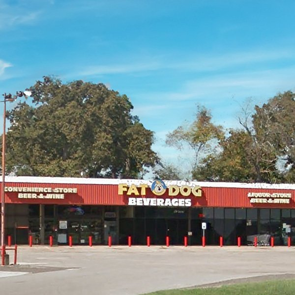 Fat Dog Beverages: 7530 State Hwy 155, Frankston, TX