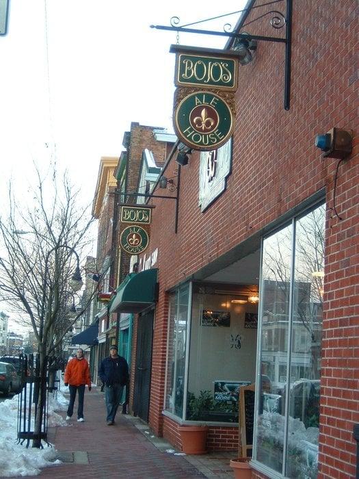 Bojo's Ale House: 222 N High St, Millville, NJ