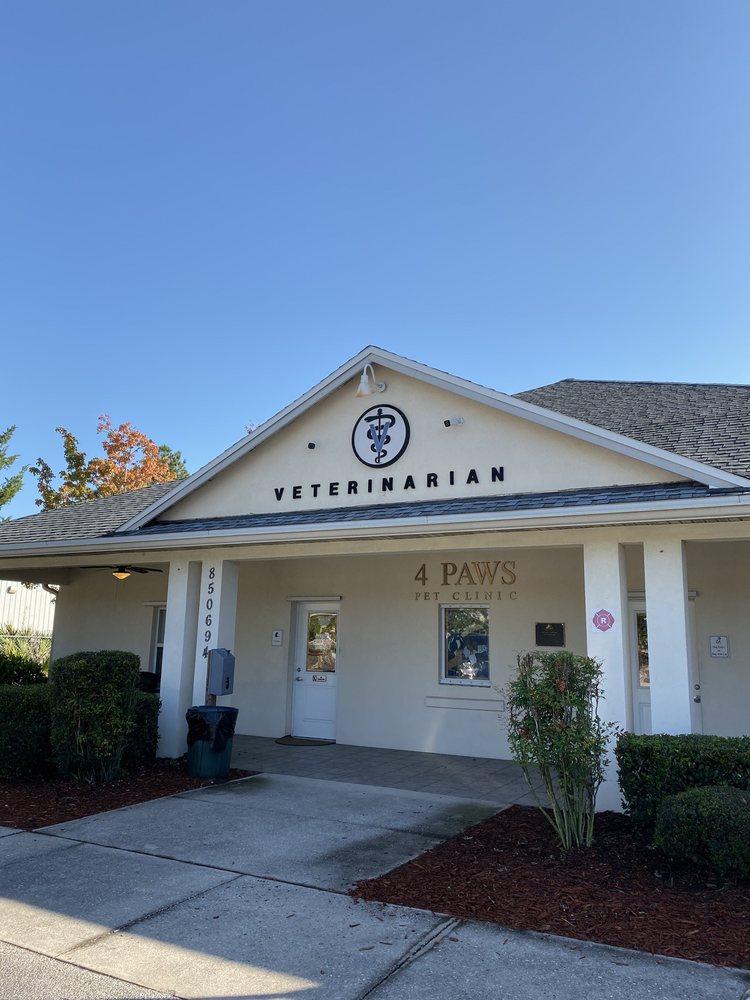 Pet Care Center of Nassau - 4 Paws Pet Clinic