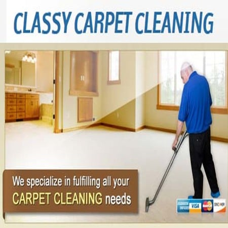 Photos For Classy Carpet Cleaning Yelp