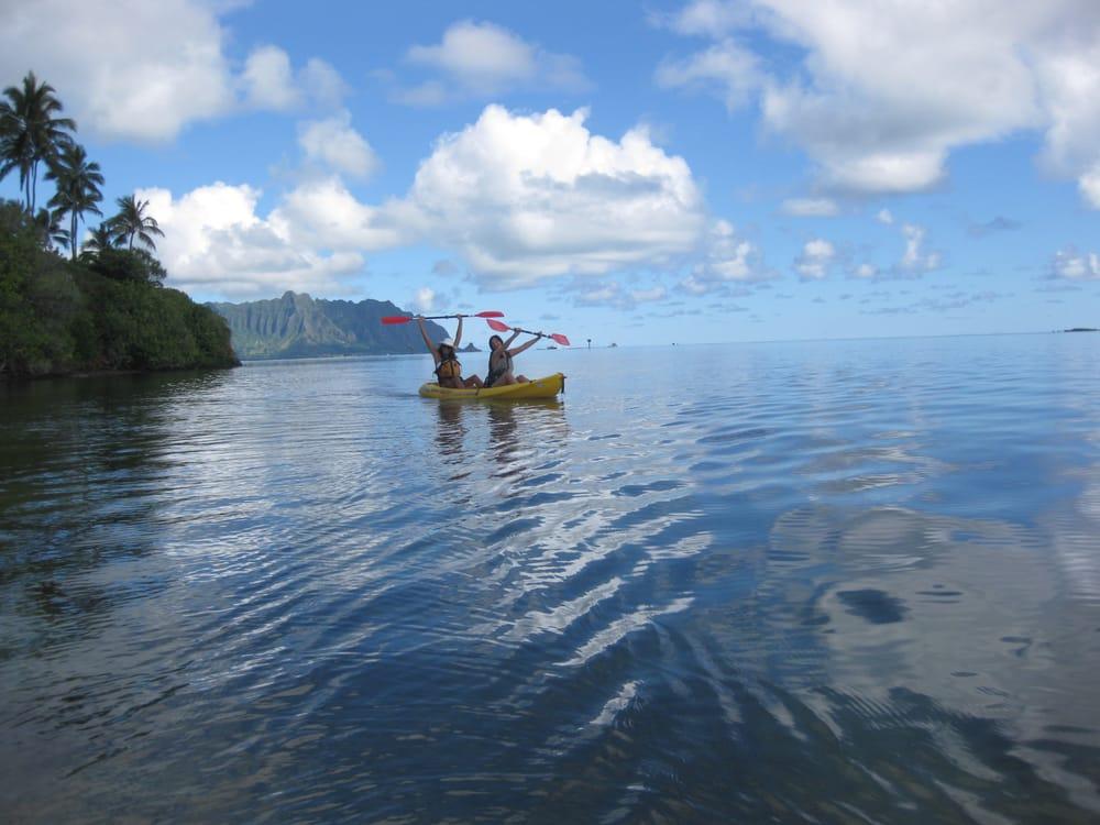 Holokai Kayak and Snorkel Adventures