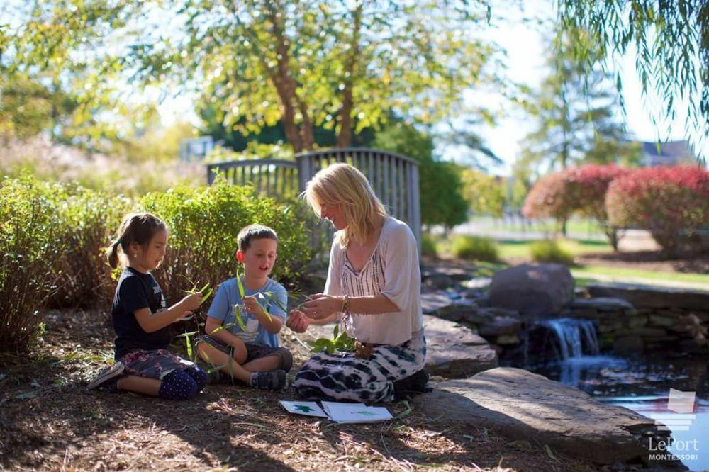 Photo of LePort Montessori School - Broadlands: Broadlands, VA