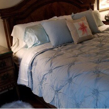 7d0cc9543d Photo of Soft Surroundings - Saint Louis, MO, United States. Embroidered  coverlet,