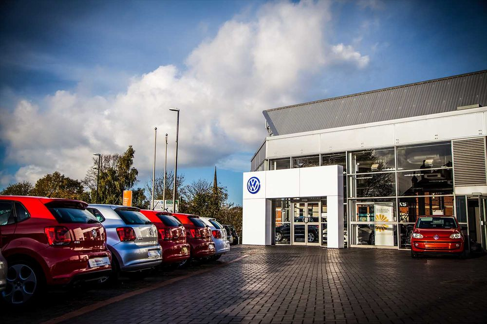 Listers Volkswagen Coventry Car Dealers 1 Quinton