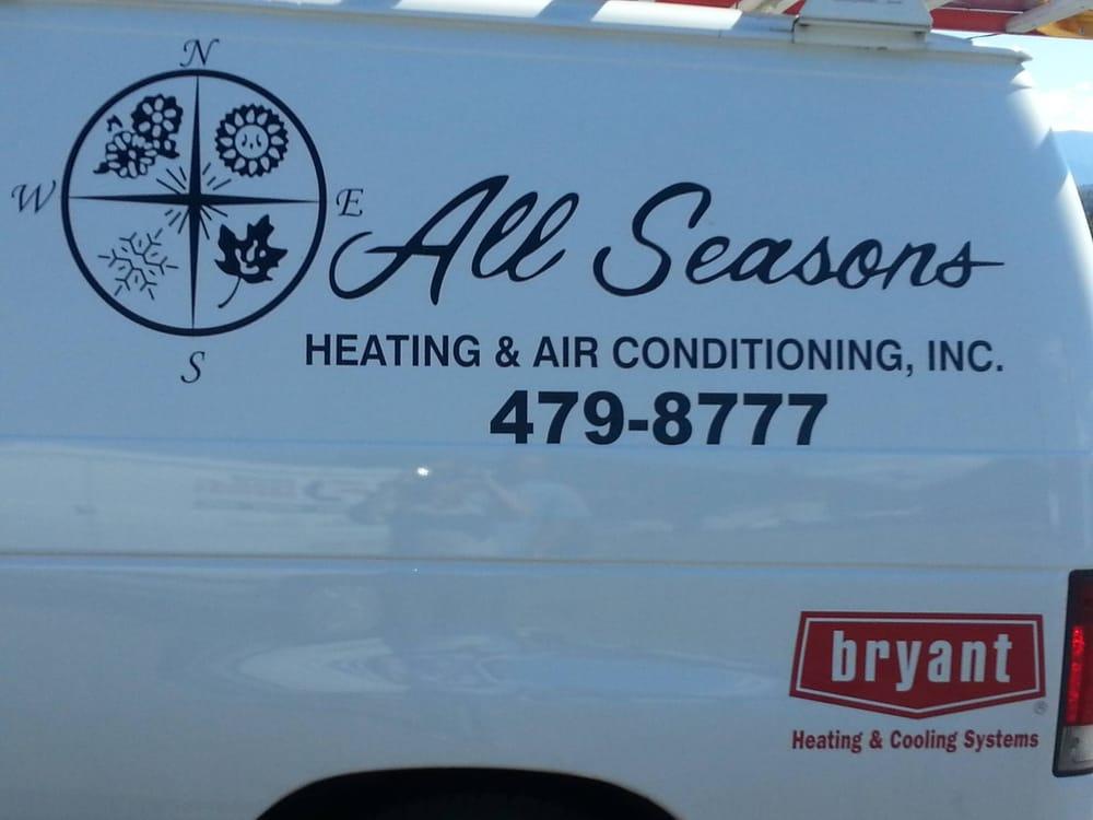 All Seasons: 2001 NE Foothill Blvd, Grants Pass, OR