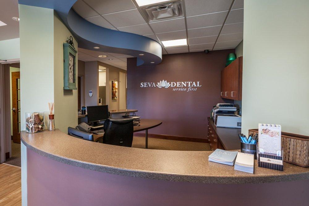 Seva Dental: 4451 W Franklin St, Bellbrook, OH