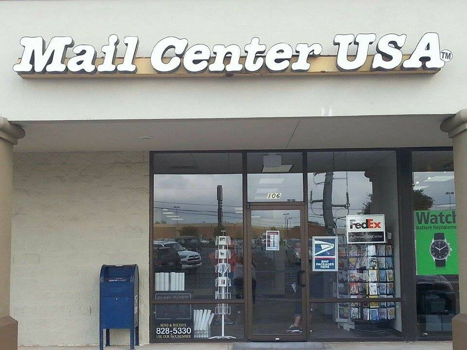 Mail Center USA