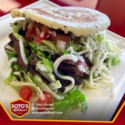 Bon Photo Of Sotou0027s Kitchen   Jacksonville, FL, United States. Steak Arepa