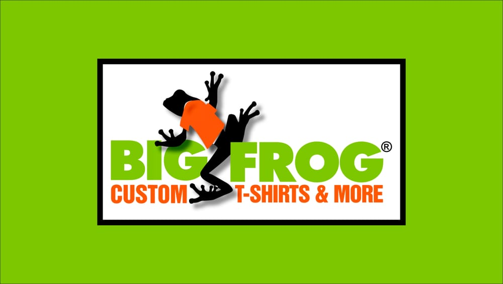 Big Frog Custom T-Shirts & More: 1305 Veterans Pwky, Clarksville, IN
