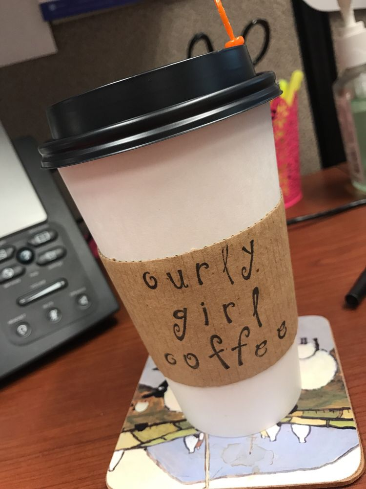 Curly Girl Coffee: 264 E 5th St, Cincinnati, OH