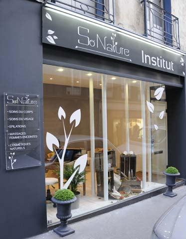 So Nature - Salons de beauté & Spas - 8 Rue Voltaire