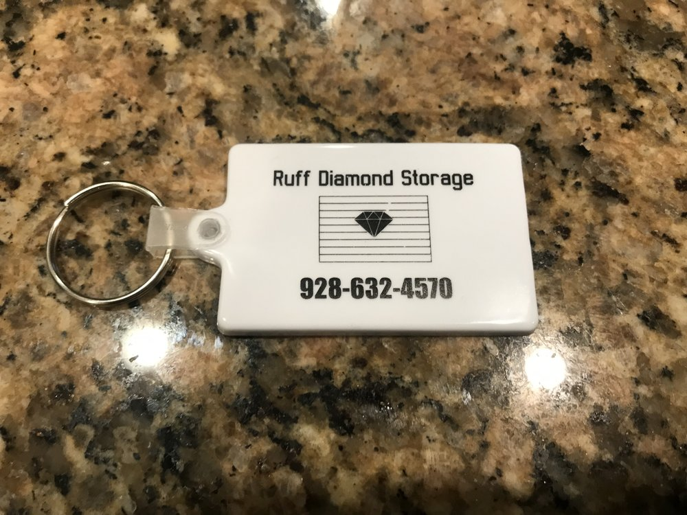 Ruff Diamond Storage: 12927 E Main St, Mayer, AZ