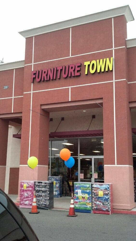 Furniture Town Furniture Stores 3307 Northgate Blvd Natomas Sacramento Ca Phone Number