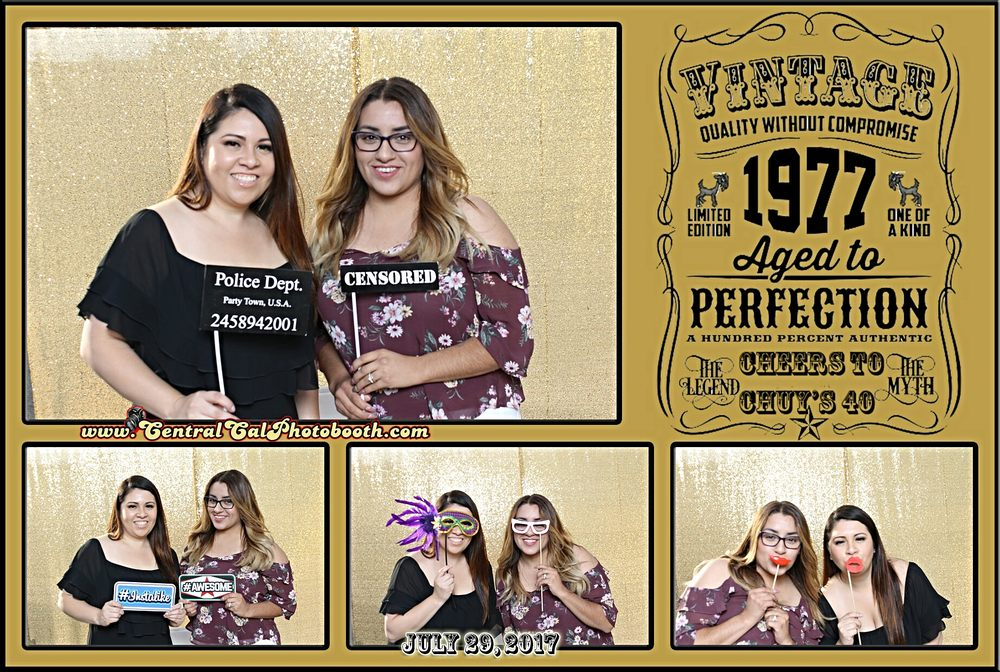 Central Cal Photo Booth: 1 Blohm Ave, Aromas, CA