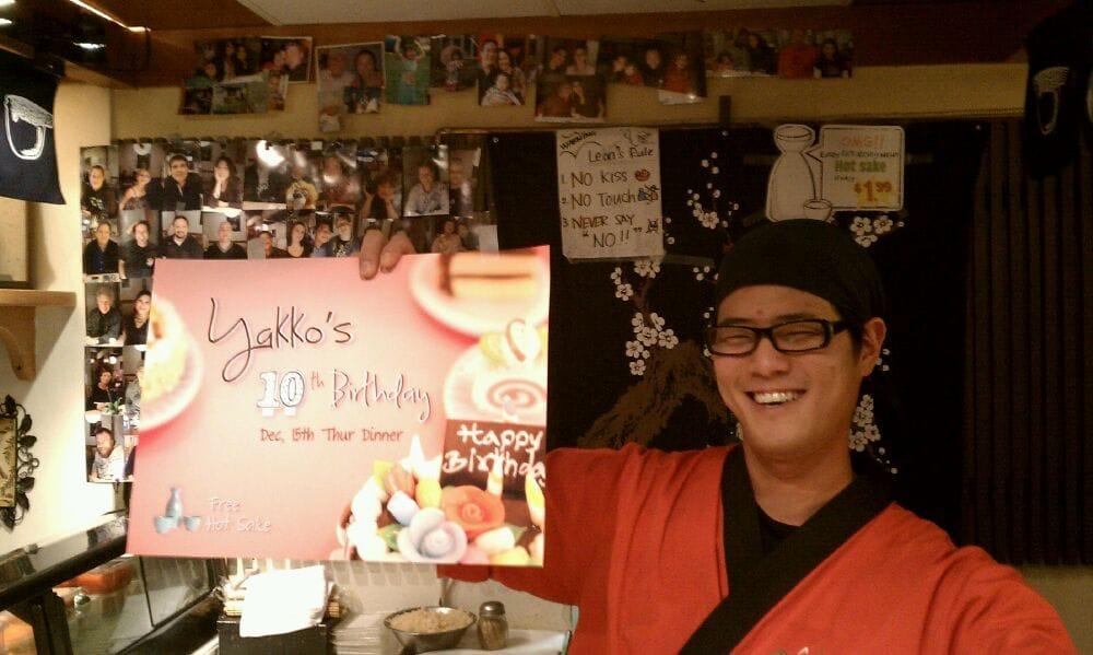 Yakko Japanese Restaurant