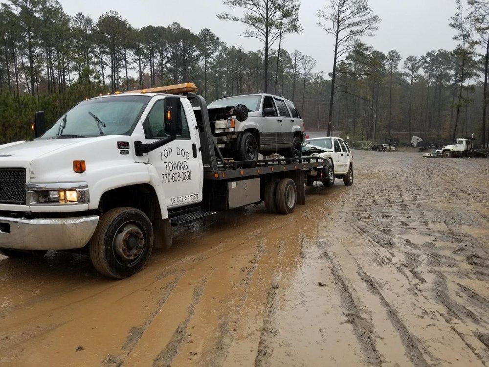 Mitchell's Junkyard - We Buy Junk Cars: 82 Valley View Dr NW, Cartersville, GA