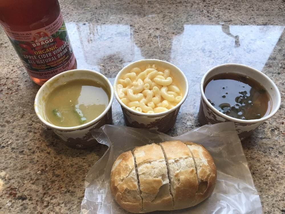 Food from Soups On Main