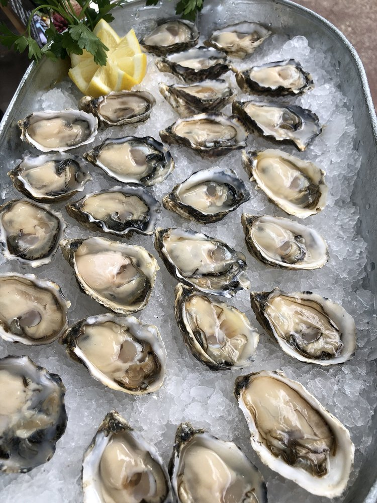 Seas the Day | Traveling Oyster Bar: Anacortes, WA