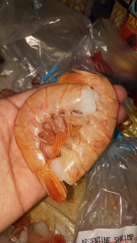 Got shrimp red argentine yum yelp for Wholey s fish market