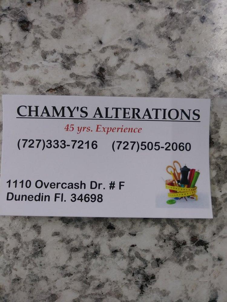 Chamy's Alterations: 1110 Overcash Dr, Dunedin, FL