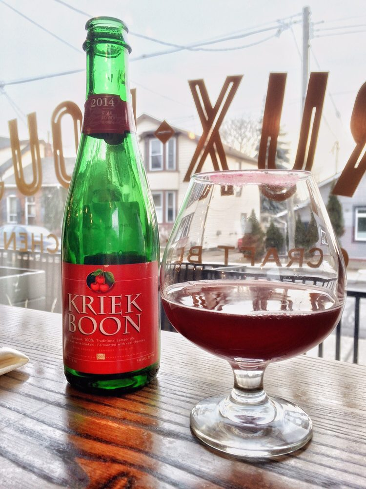 Kriek Belgian Cherry Beer Yelp