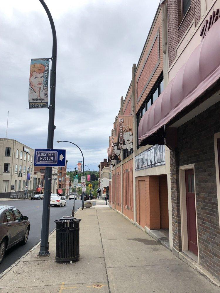 Lucille Ball Desi Arnaz Museum: 100 E 3rd St, Jamestown, NY