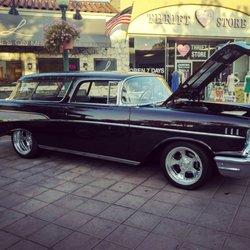 Historic Main Street Garden Grove Classic Car Show Photos - Main street car show