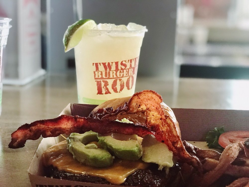 Social Spots from Twisted Root Burger
