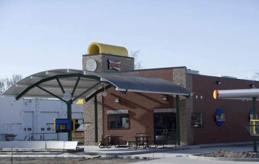 Sonic Drive-In: 2012 23rd St, Columbus, NE