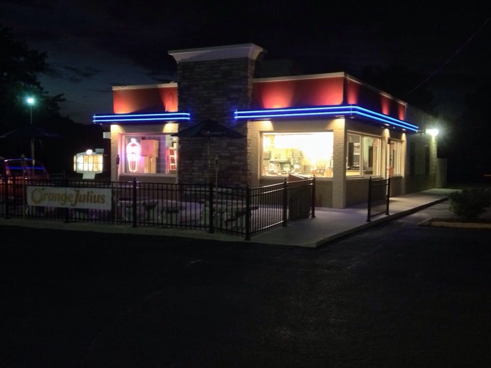 Chesterfield Dairy Queen: 404 E Main St, Anderson, IN