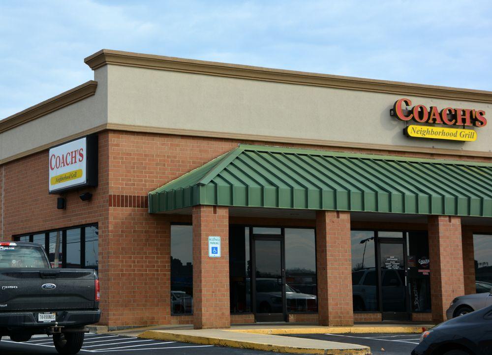 Coach's Neighborhood Grill: 720 Hwy 24/27 Bypass E, Albemarle, NC