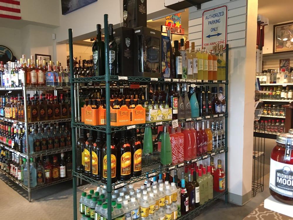 Liquor Stores: 171 Sunset Blvd, Cannon Beach, OR