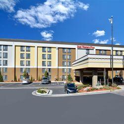 Photo Of Best Western Plus Denver Tech Center Hotel Greenwood Village Co United