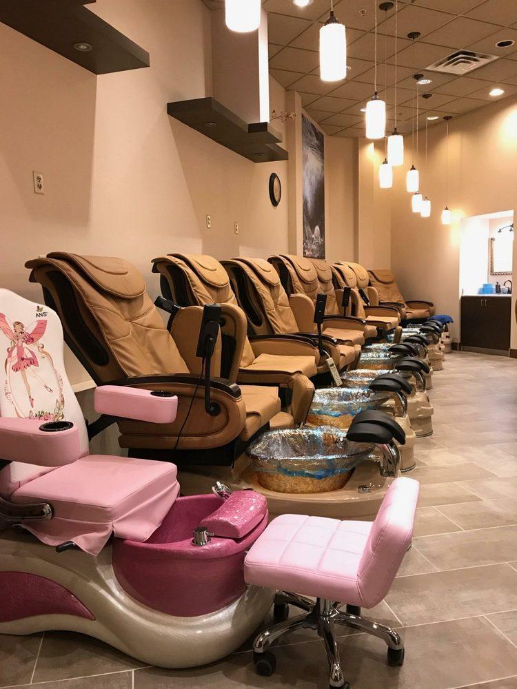 L A Nails Salon - 63 Photos - Nail Salons - 2118 Eden Prairie Ctr ...