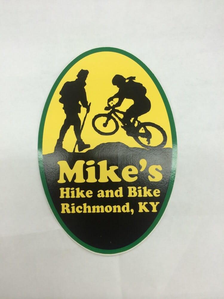 Mike's Hike & Bike: 309 W Main St, Richmond, KY