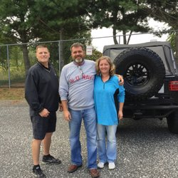 Photo Of Trust Auto Sykesville Md United States Customers Purchased A Jeep