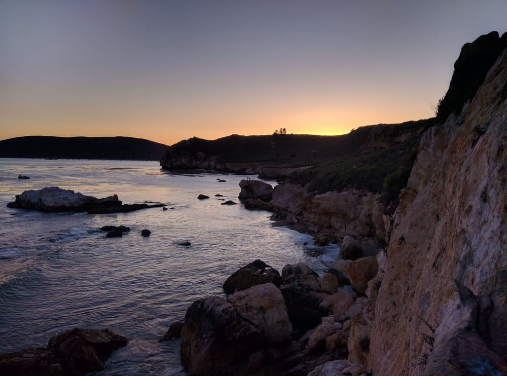 Pirates Cove - Avila Beach - Time Lapse - YouTube