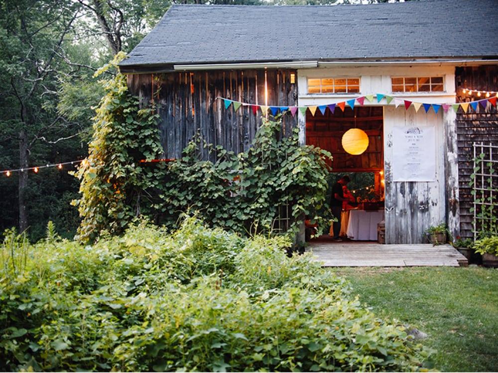 Caswell Farm & Wedding Barn: 120 Whitney Rd, Gray, ME