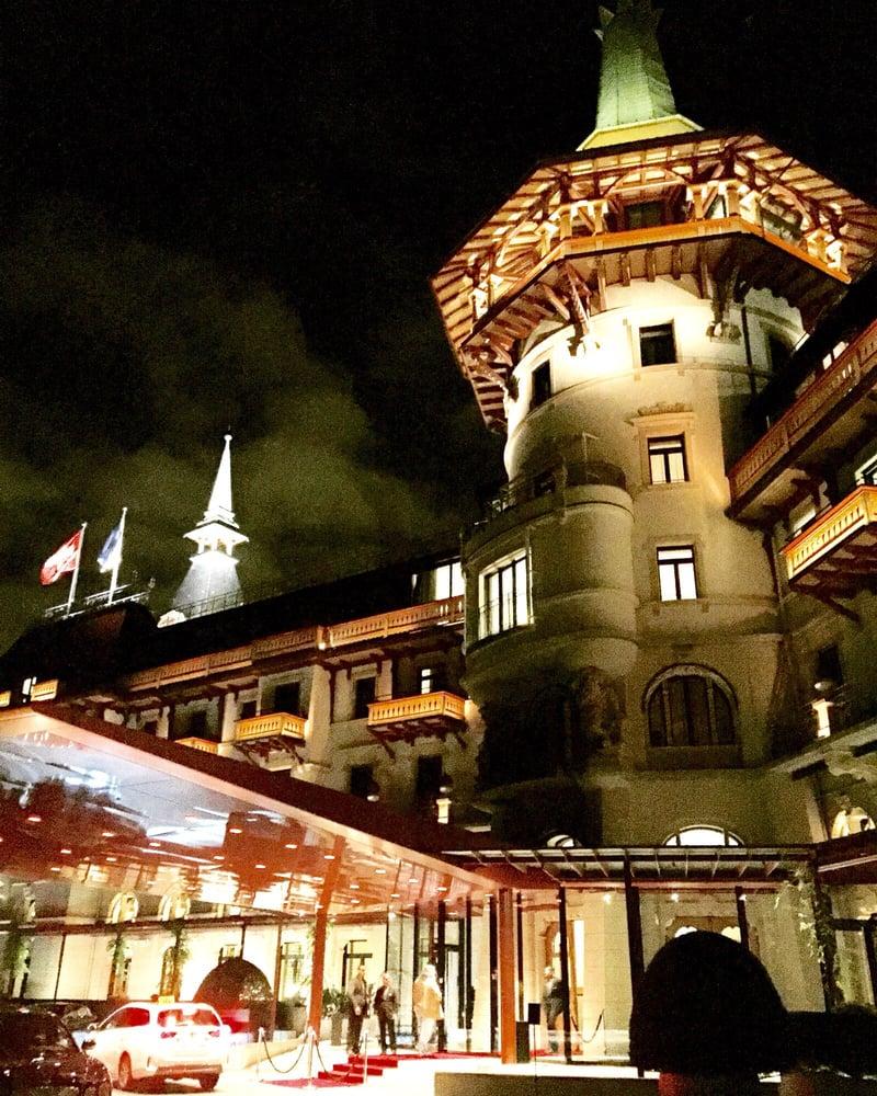 Dolder Grand Hotel Z Ef Bf Bdrich Website