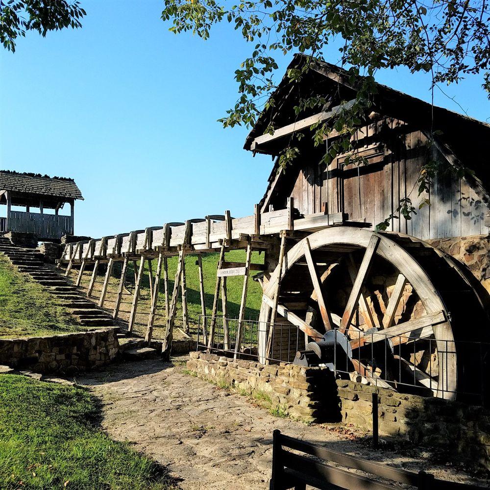 Fowler Park Pioneer Village: 10654 Bono Rd, Terre Haute, IN