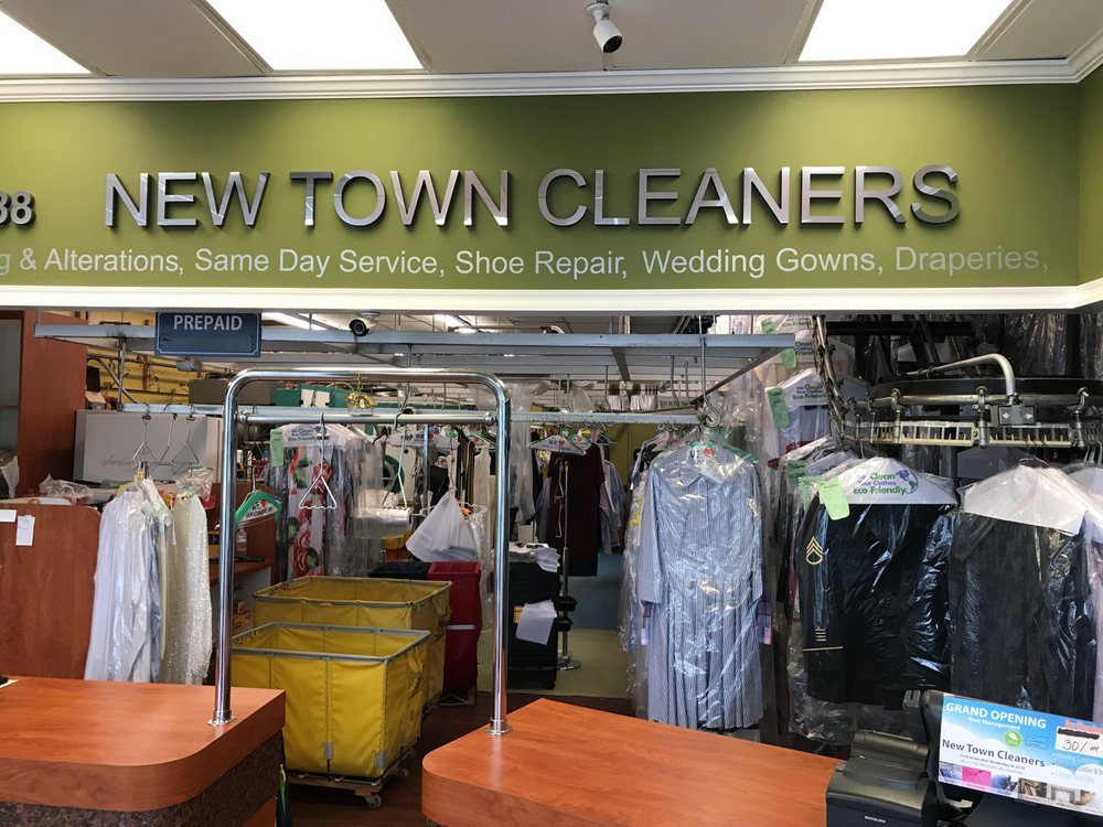 New Town Cleaners