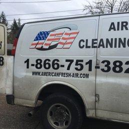 American Fresh Air 96 Reviews Air Duct Cleaning