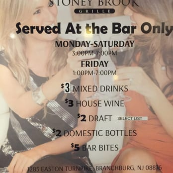 Stoney Brook Grille Branchburg Nj 08876