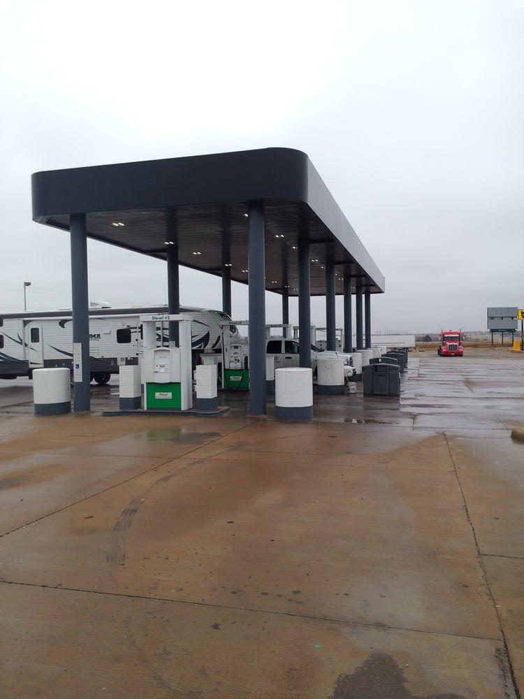 Shell Food Mart: 4110 Business Hwy 287J, Iowa Park, TX