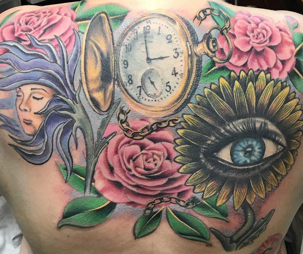 INkSANE Asylum - 66 Photos - Tattoo - 819 Beverly Pkwy, Pensacola ...