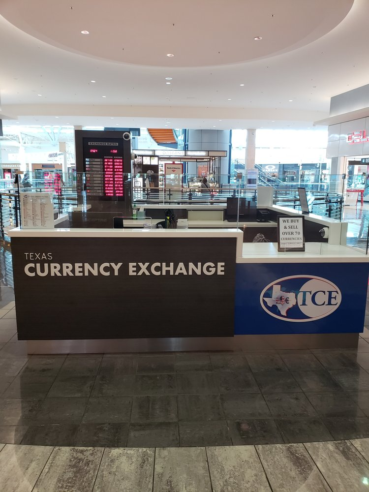 Texas Currency Exchange: 2601 Preston Rd, Frisco, TX