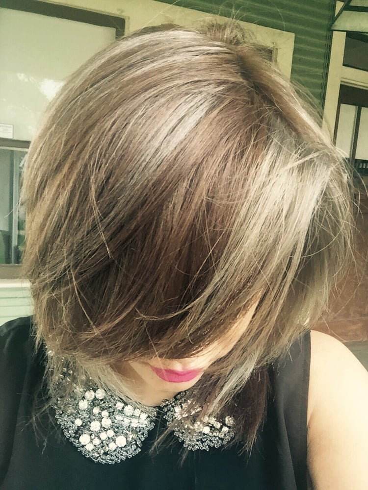 Aveda Color Grey Hair Formula Yelp