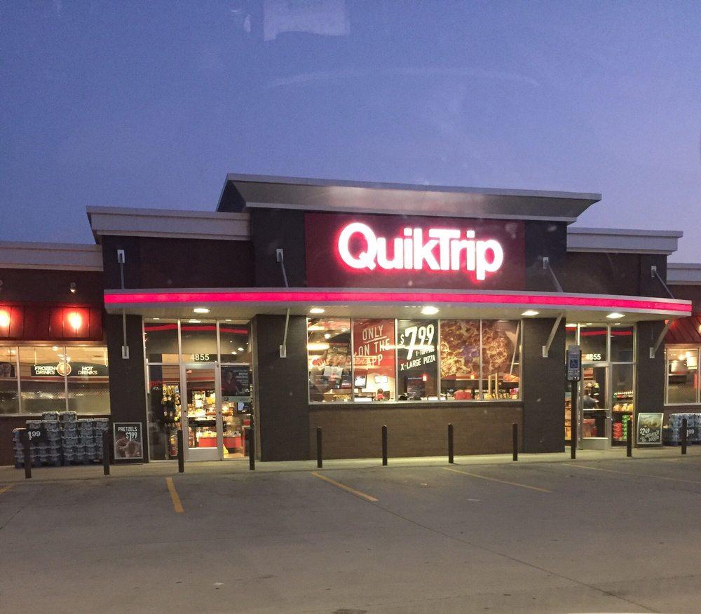 QuikTrip: 4855 Calhoun Memorial Hwy, Easley, SC